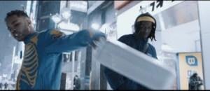 Video: Powers Pleasant Ft Joey Badass & ASAP Ferg – Pull Up